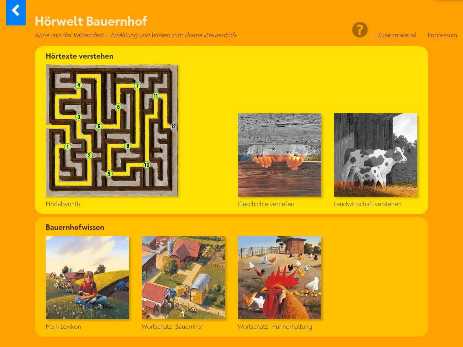 Hörwelt Bauernhof Background 1