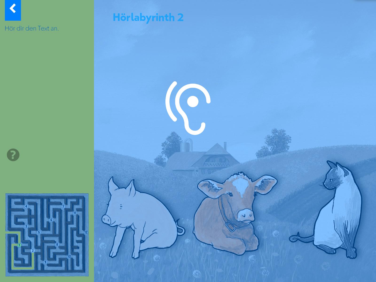 Hörwelt Bauernhof Background 2