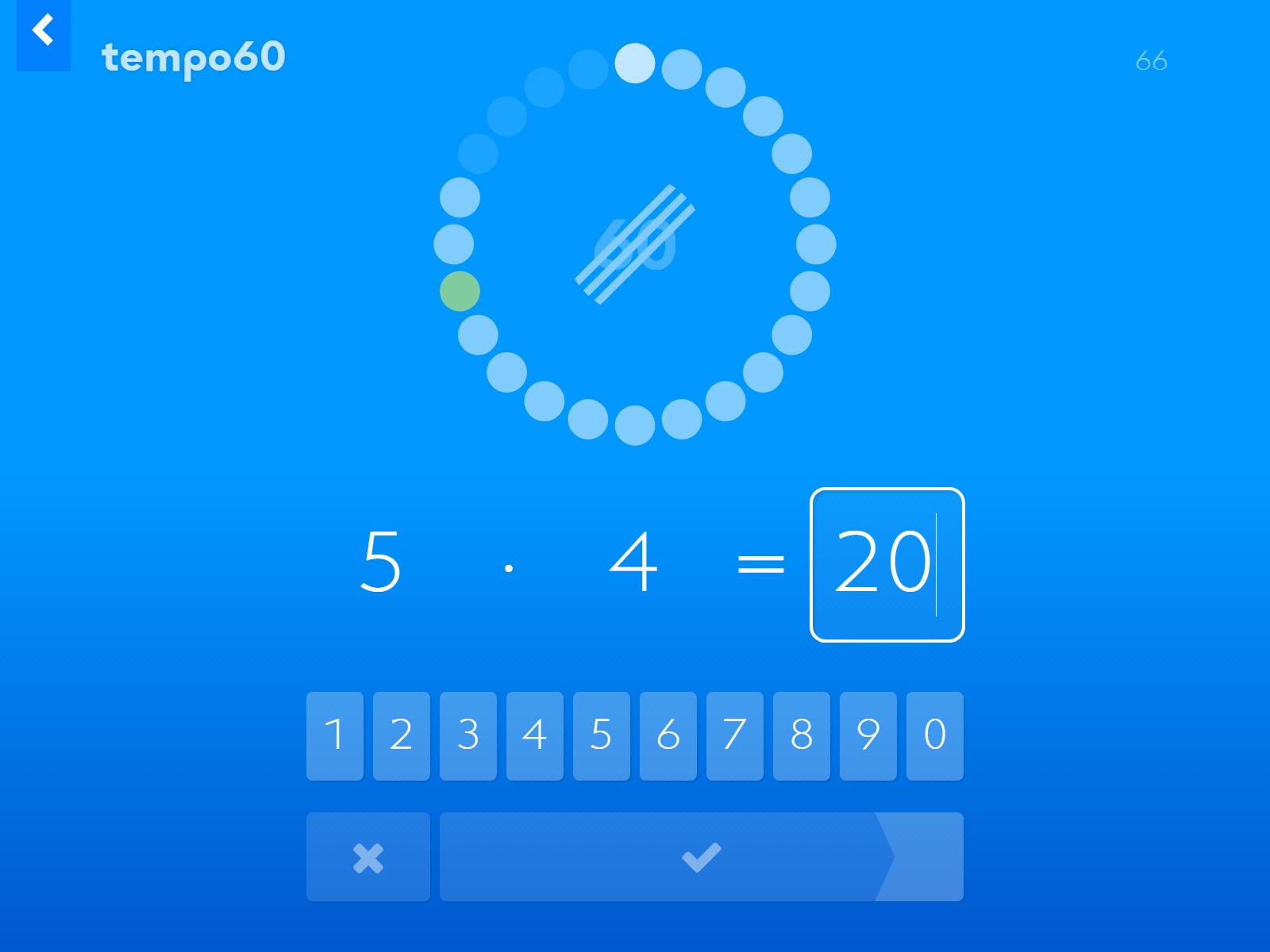 tempo60 Grundoperationen Background 2
